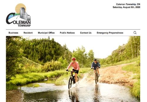 Coleman Township Municipal Government